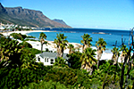 Cape Town 6 star beach villa, on Camps Bay beach