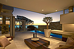 Camps Bay luxury villa by architect Author Quinton