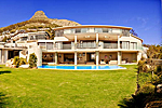 6 star luxury Cape Town villa in Bantry Bay