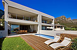 Cape Town Luxury villas &  holiday rental self catering accommodation