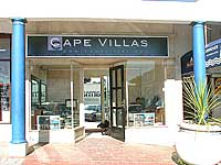 Cape Town Villas shop Camps  Bay