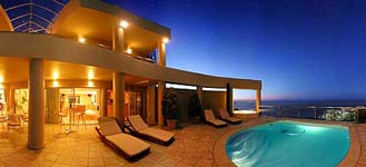 Cape Town Luxury villa accommodation