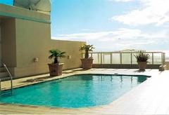Sea Point self catering villa, with pool