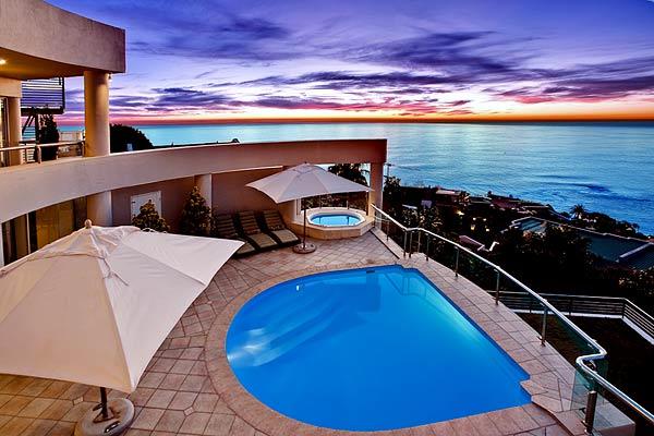 Luxury holiday  villa in Bantry Bay