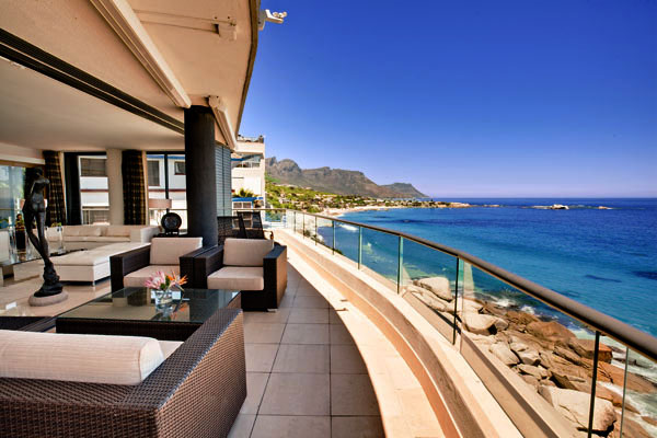 Luxury cape town villas apartments eventide clifton for Most expensive homes for sale in california