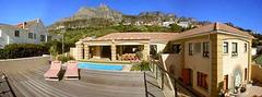 Vacation villa in Camps Bay, near beach, family friendly