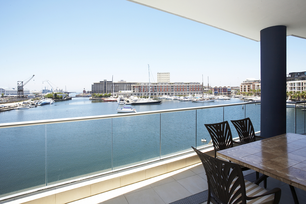 Vacation rental in V&A Waterfront