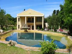 Constantia holiday villa