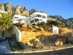 Vacation rental in Camps Bay, with private pool