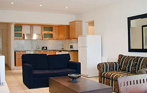 Sea Point self catering apartment
