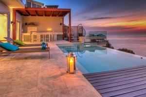 Fresnaye luxury holiday accommodation, with private pool
