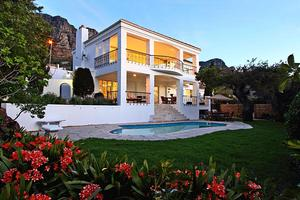 Self catering home in Camps Bay