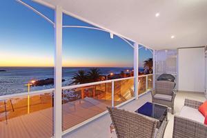 Bantry Bay vacation villa