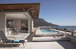 Camps Bay luxury holiday accommodation, near beach