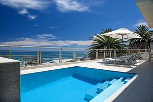 7 bed vacation  villa Camps Bay