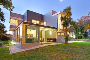 Luxury holiday villa in Camps Bay