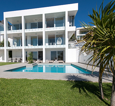 Luxury villa in Camps Bay