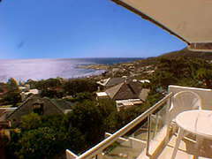 Camps Bay self catering home