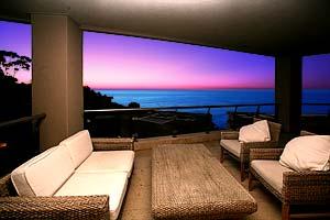 Luxury accommodation in Bantry Bay, family friendly