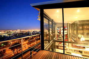 Luxury holiday penthouse apartment Green Point