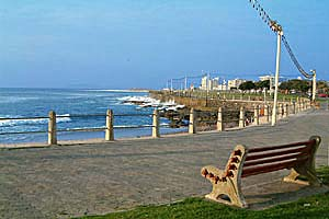 Self catering apartment in Sea Point