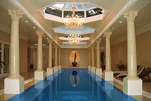 Luxury holiday  villa Constantia