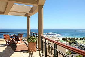Camps Bay holiday  villa, with pool, sleeps 10
