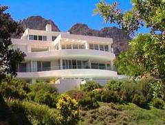 Camps Bay vacation villa, with private pool