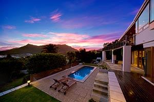 Luxury villa in Hout Bay, family friendly